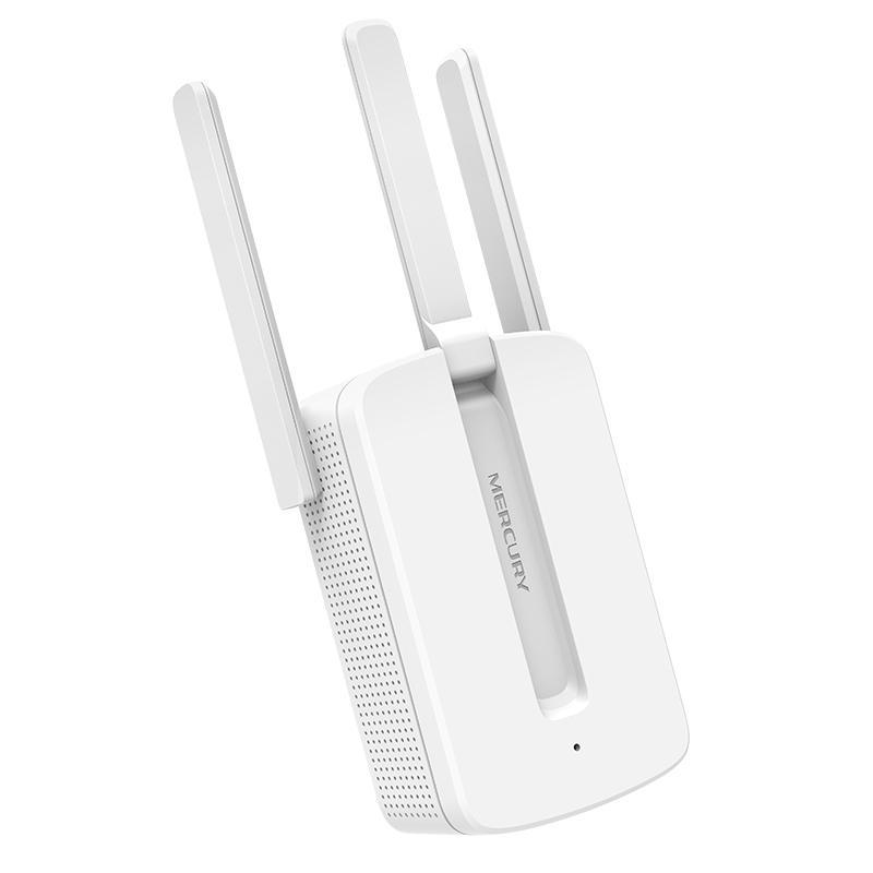 Hình ảnh [ Xả Kho Cuối Năm ] Bộ Kích Sóng Wifi 3 Râu Mercury (Wireless 300Mbps) Cực Mạnh