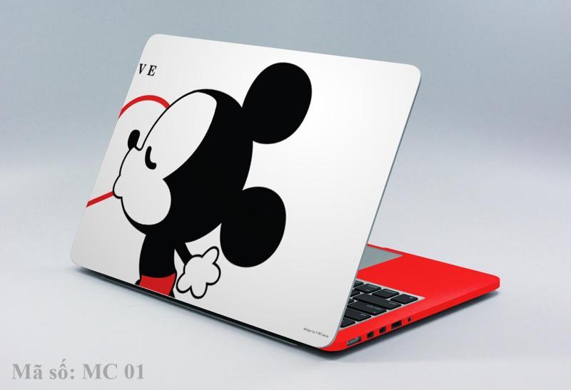Dán laptop-Ipad-điện thoại Mickey mouse cho mọi kích thước V.NO