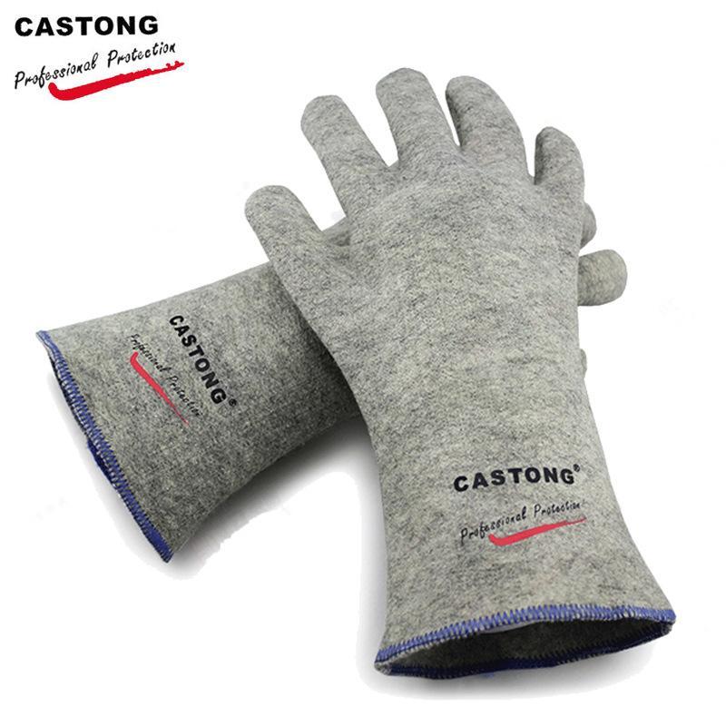 Bao tay chịu nhiệt Cao cấp (300 độ C) Castong