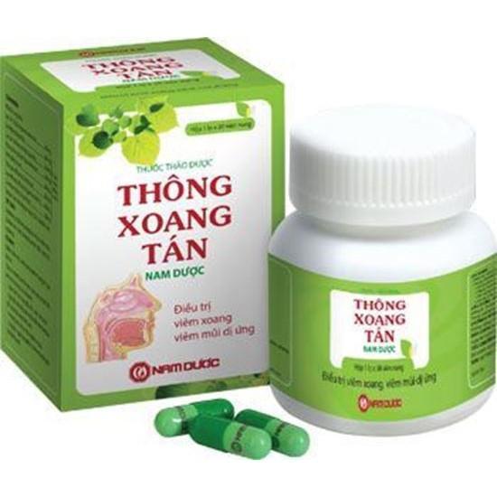 THÔNG XOANG TÁN