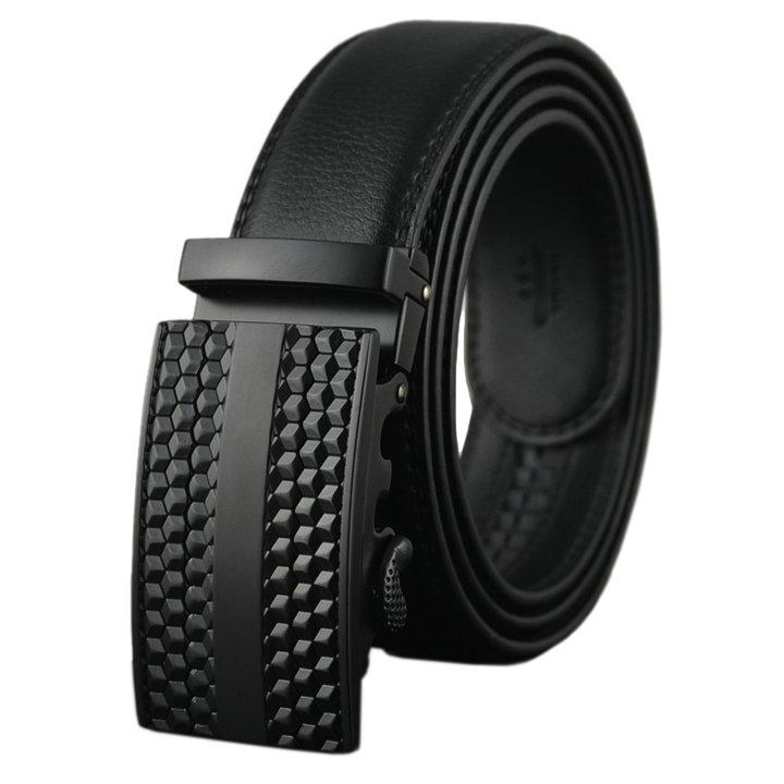 Hình ảnh Thắt lưng nam da thật phong cách Hàn Quốc AT Leather - P101