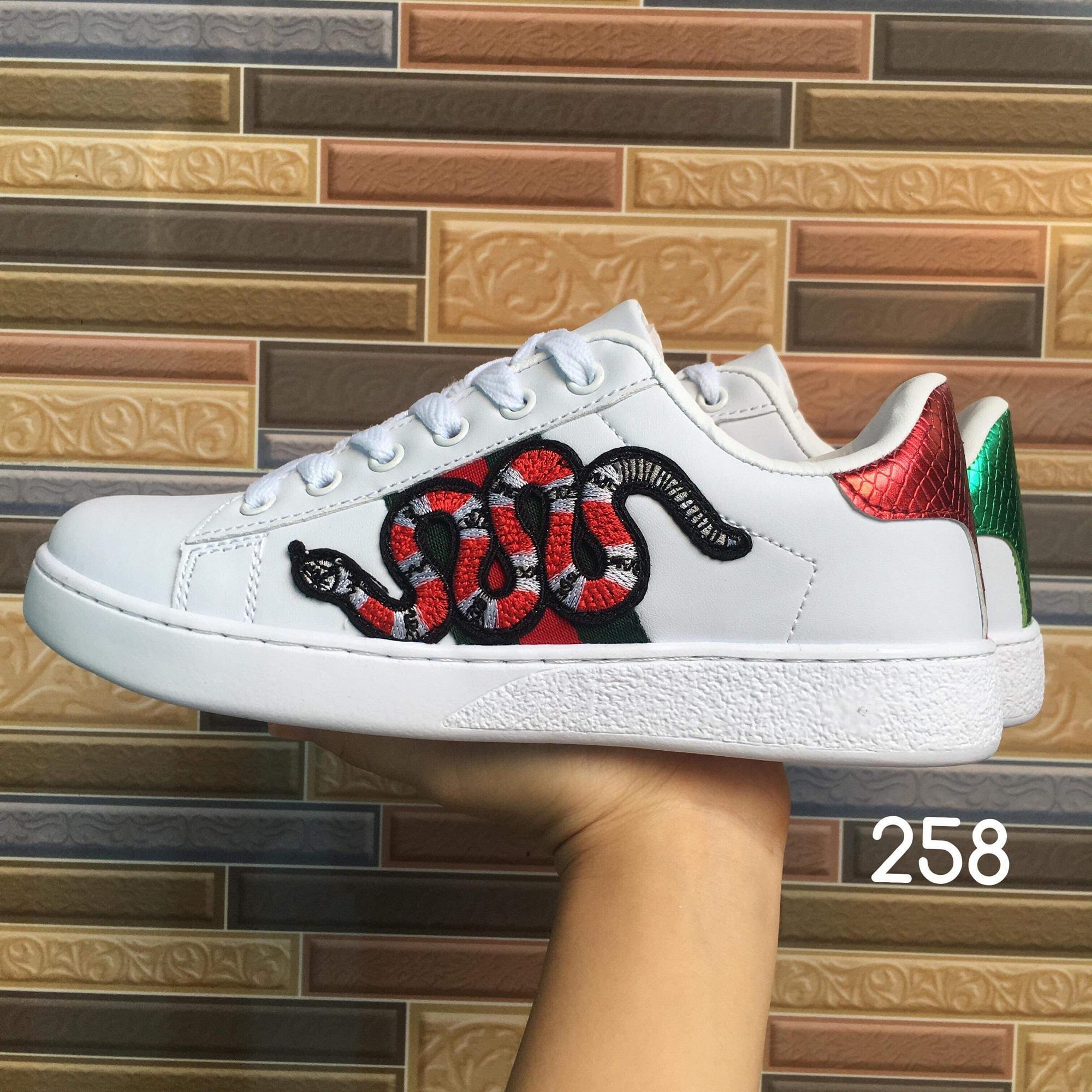 Hình ảnh Giày thể thao Gucci nam nữ fullbox