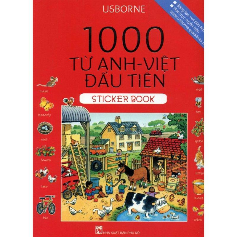 Mua 1000 Từ Anh - Việt Đầu Tiên