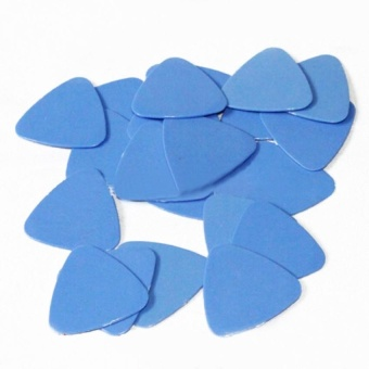 10Pcs Plastic Tool Cell Phone Pry Case Cover Opening Removal Toolaccessory Blue - intl