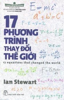Kết quả hình ảnh cho 17 phương trình thay đổi thế giới - Ian Stewart