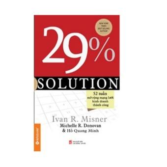 29% - Solution