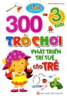 300 Trò Chơi Phát Triển Trí Tuệ Cho Trẻ (3 Tuổi) - 8553449 , OE680MEAA1J3QJVNAMZ-2485626 , 224_OE680MEAA1J3QJVNAMZ-2485626 , 40000 , 300-Tro-Choi-Phat-Trien-Tri-Tue-Cho-Tre-3-Tuoi-224_OE680MEAA1J3QJVNAMZ-2485626 , lazada.vn , 300 Trò Chơi Phát Triển Trí Tuệ Cho Trẻ (3 Tuổi)