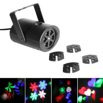 4 card Gobo Stage light with changeable Multi-pattern cards LEDRGBW light - intl - 8815877 , VA466MEAA5YIRUVNAMZ-10935043 , 224_VA466MEAA5YIRUVNAMZ-10935043 , 551000 , 4-card-Gobo-Stage-light-with-changeable-Multi-pattern-cards-LEDRGBW-light-intl-224_VA466MEAA5YIRUVNAMZ-10935043 , lazada.vn , 4 card Gobo Stage light with changeable
