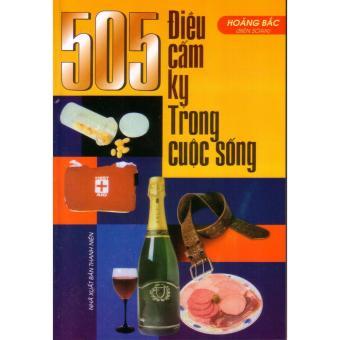 Ebook 505 điều cấm kỵ trong cuộc sống PDF