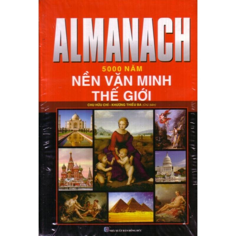 Mua Almanach 5000 năm nền văn minh thế giới