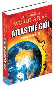 Atlas th.giới dành cho trẻ em 150k