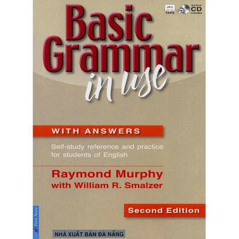 Mua Basic Grammar In use - Second edition