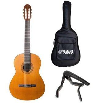Bộ đàn guitar Classic Yamaha C40 + Bao đàn và Capo