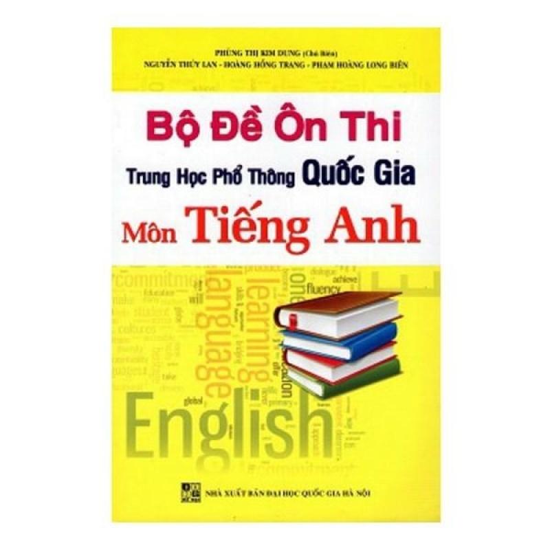 Mua Bộ Đề Thi Thpt Qg Tiếng Anh
