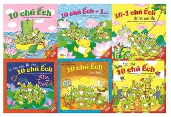 Bộ Ehon Nhật Bản (Bộ 1) - 10 Chú Ếch (Bộ 6 Cuốn) - HisakoMadokoro,Michiko Nakagawa,Phạm Quỳnh Nga - 10304371 , QU187MEAA1GCWRVNAMZ-2317093 , 224_QU187MEAA1GCWRVNAMZ-2317093 , 234000 , Bo-Ehon-Nhat-Ban-Bo-1-10-Chu-Ech-Bo-6-Cuon-HisakoMadokoroMichiko-NakagawaPham-Quynh-Nga-224_QU187MEAA1GCWRVNAMZ-2317093 , lazada.vn , Bộ Ehon Nhật Bản (Bộ 1) - 10 Chú