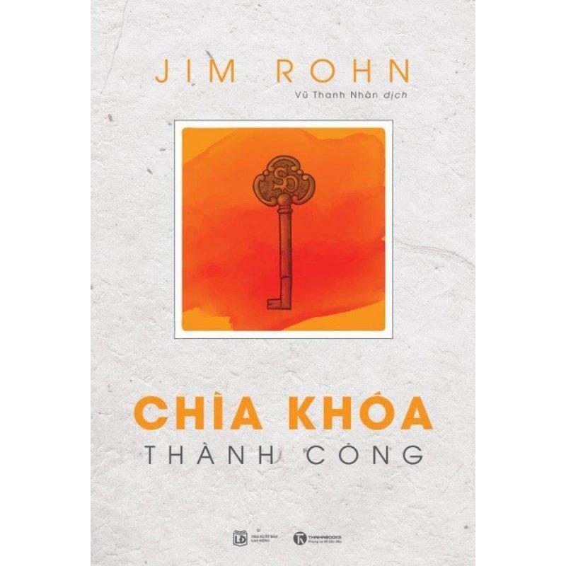 Mua Bộ Jim Rohn - Chìa Khóa Thành Công - Vũ Thanh Nhàn,Jim Rohn