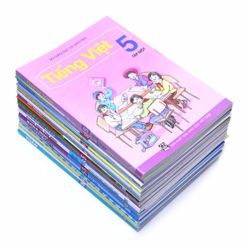 Mua Bộ sách giáo khoa lớp 5