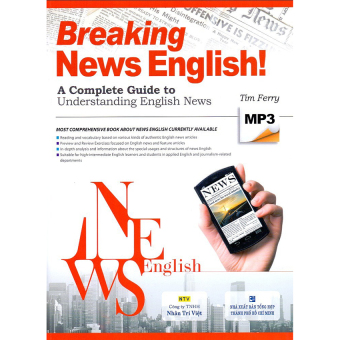 Breaking news English !