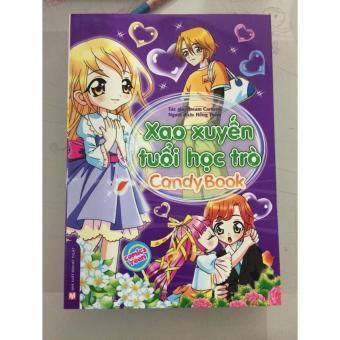 Candy book - Xao xuyến tuổi học trò - 8768611 , TA191MEAA6FYT7VNAMZ-11878237 , 224_TA191MEAA6FYT7VNAMZ-11878237 , 52000 , Candy-book-Xao-xuyen-tuoi-hoc-tro-224_TA191MEAA6FYT7VNAMZ-11878237 , lazada.vn , Candy book - Xao xuyến tuổi học trò