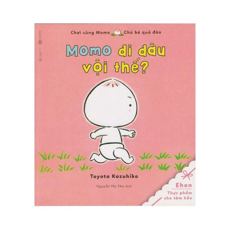 Mua Chơi Cùng MoMo Chú Bé Quả Đào - Momo Đi Đâu Vội Thế? (0-3 tuổi)