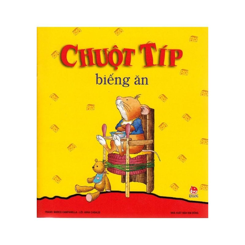 Mua Chuột Típ Biếng Ăn