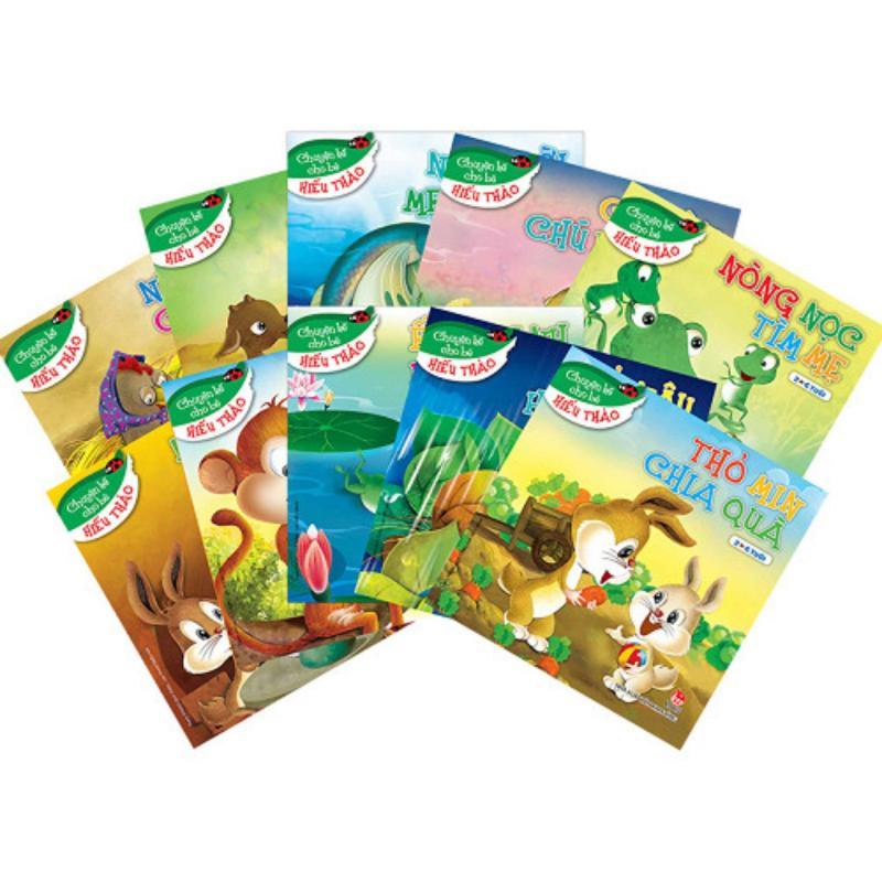 Mua Chuyện kể cho bé hiếu thảo (bộ 10 cuốn)