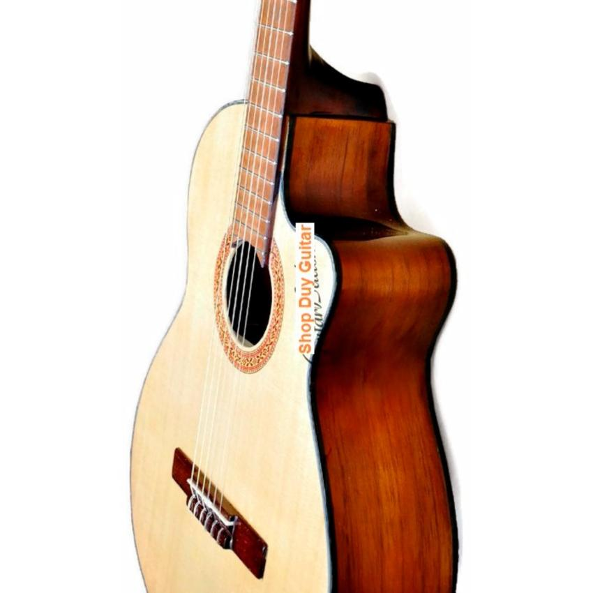 Classic guitar Việt Nam DC100J (gỗ)