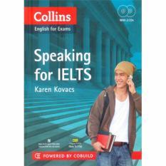 Cập Nhật Giá Collins – Speaking For IELTS (Kèm 2 CD) – 144k