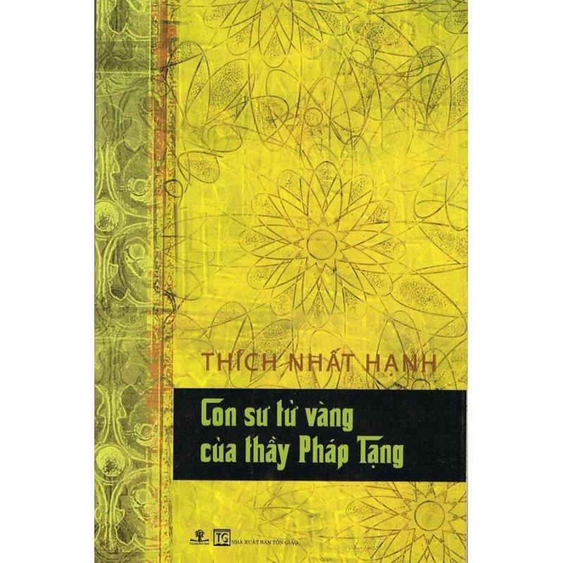 Mua Con sư tử vàng của thầy Pháp Tạng - Thích Nhất Hạnh