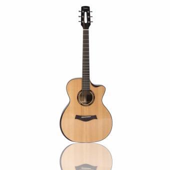 Đàn Guitar Acoustic SEVEN A07 (Vàng)