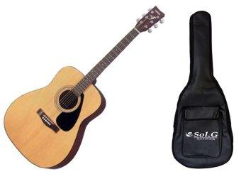 Đàn guitar Yamaha F310 + bao đàn guitar 03 lớp Sol.G