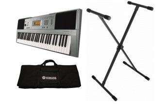 Đàn organ Yamaha E353 + Chân đàn organ đơn Yamaha + Bao đàn organ