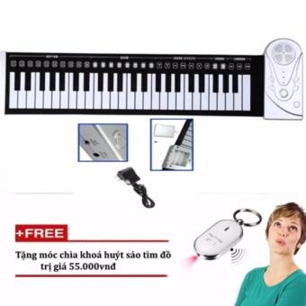 Đàn piano điện tử bàn phím cuộn dẻo 49 keys tặng kèm móc khóa huýtsáo - 8556982 , OE680MEAA67FDLVNAMZ-11450601 , 224_OE680MEAA67FDLVNAMZ-11450601 , 429000 , Dan-piano-dien-tu-ban-phim-cuon-deo-49-keys-tang-kem-moc-khoa-huytsao-224_OE680MEAA67FDLVNAMZ-11450601 , lazada.vn , Đàn piano điện tử bàn phím cuộn dẻo 49 keys tặng