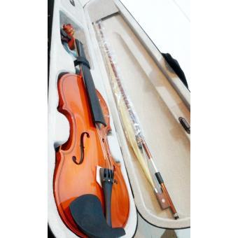 Đàn Violin gỗ spruce Quinyun - 2