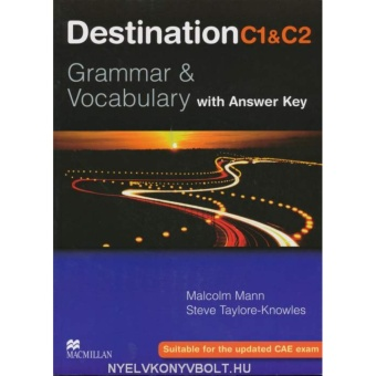 Destination C1&C2 Grammar & Vocabulary With Answer Key