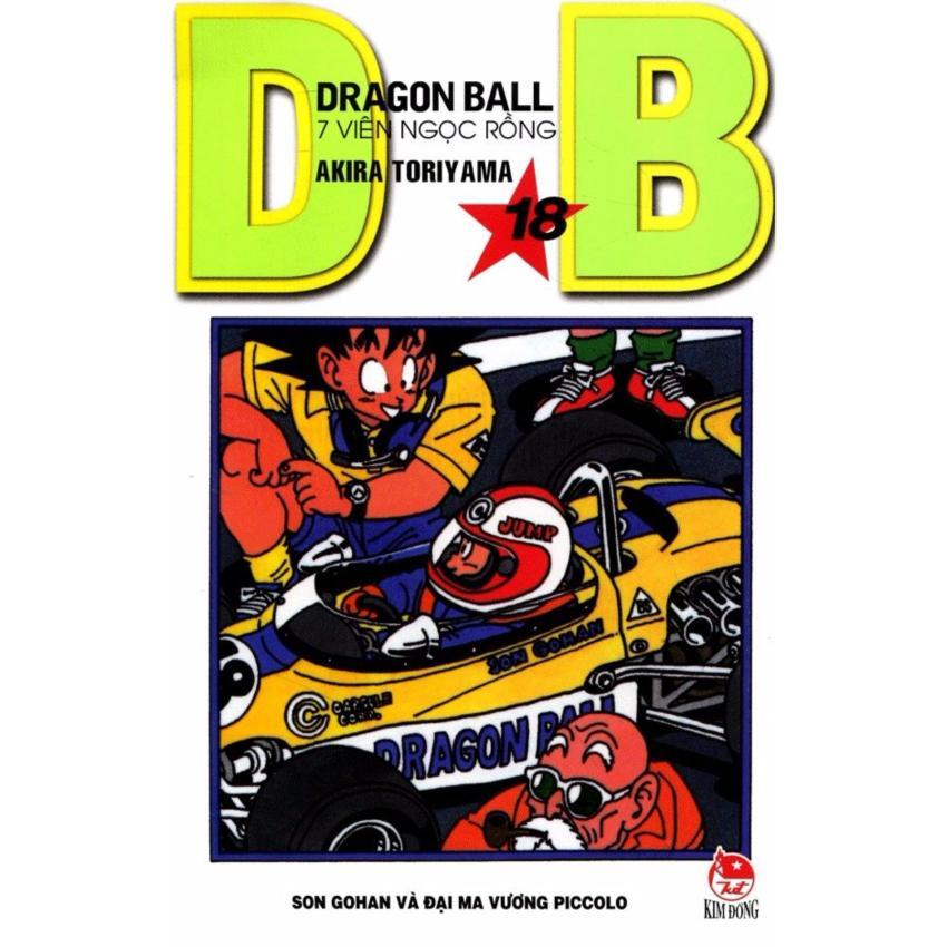 Dragon Ball 7 viên ngọc rồng (2015) - Tập 18