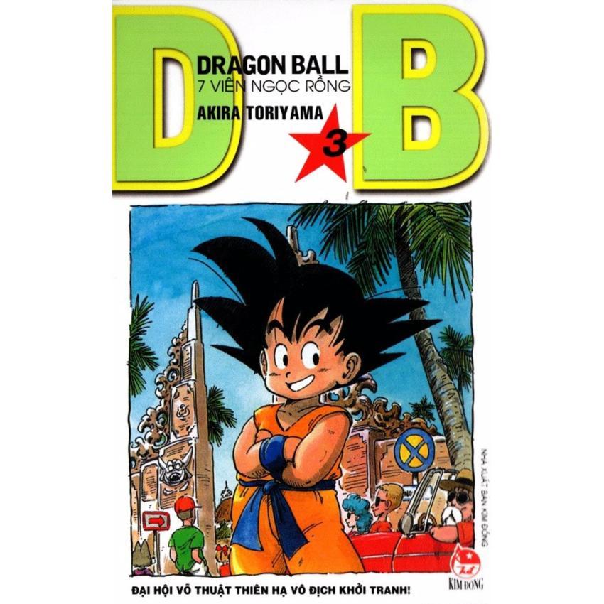 Dragon Ball 7 viên ngọc rồng (2015) - Tập 3