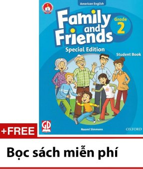 Family and Friends Special Edition Grade 2 - American English -Student's Book (kèm CD)