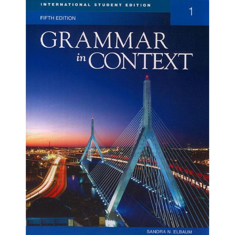 Mua Grammar in Context 1 - Fifth Edition - International Student Edition
