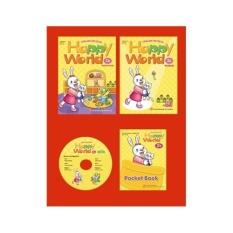 Mua Happy world - tiếng Anh cho trẻ em, Bộ 2b
