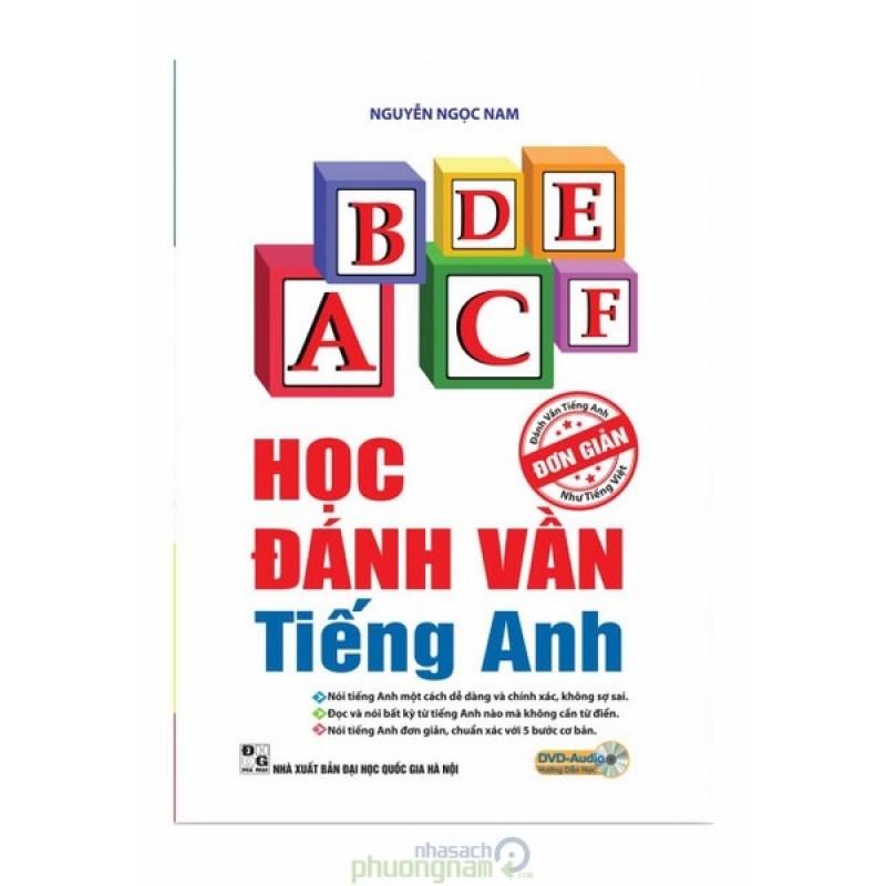 Mua Học Đánh Vần Tiếng Anh (Kèm CD)