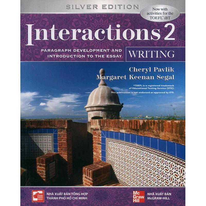 Mua Interactions 2 - Writing (Silver Edition)