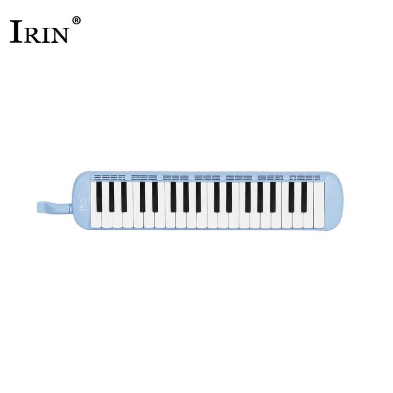 IRIN 37 Piano Style Keys Melodica With Hard Storage Case Mouth Organ Harmonica - intl