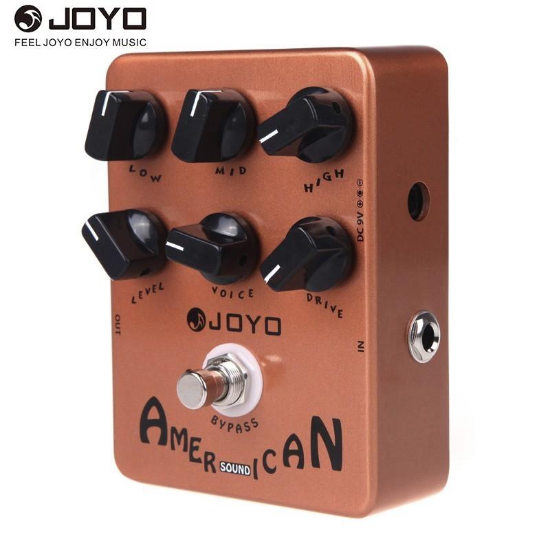 JO-YO JF-14 American Sound Guitar Amp Simulator Effect Pedal - intl