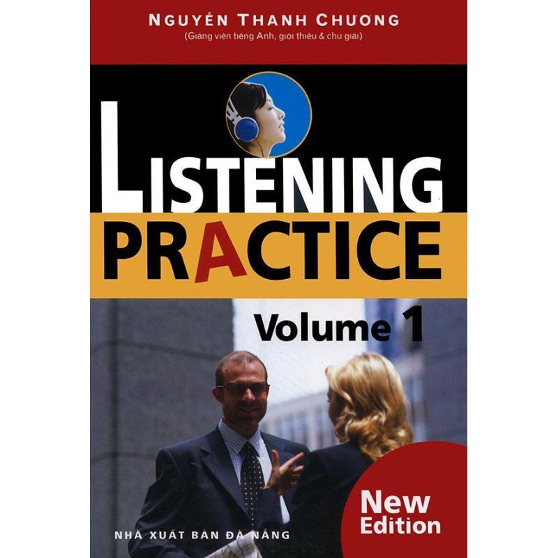 Mua Listening Practice volume 2 (kèm CD) - Nguyễn Thanh Chương