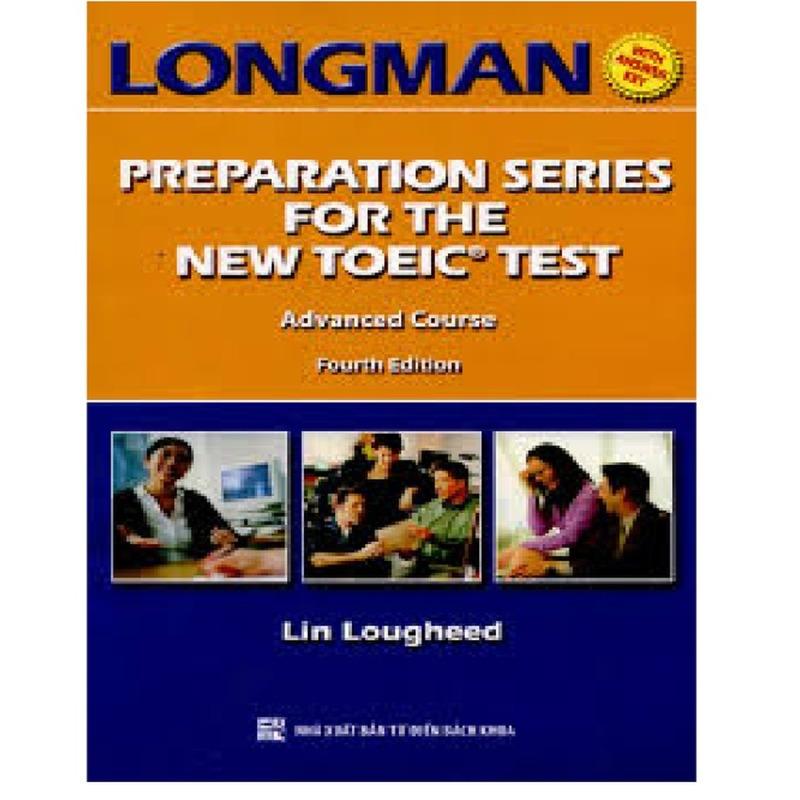 Mua Longman luyện thi toiec ..