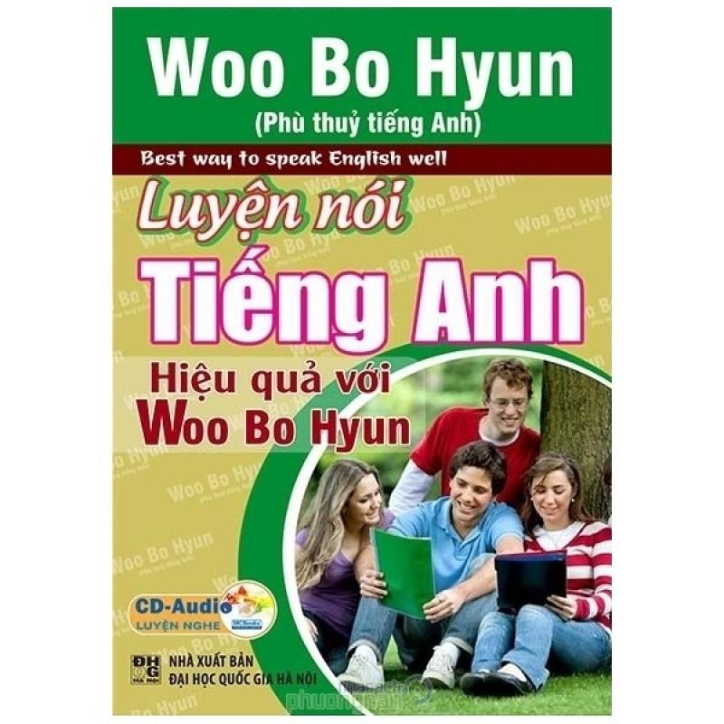 Mua Luyện Nói Tiếng Anh Hiệu Quả Với Woo Bo Hyun (Kèm CD)