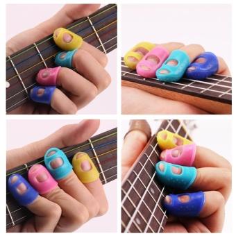 Media, Music Books Guitar Bass Accessories Guitar Fingertip Protectors Silicone Finger Guards Fingerstall - intl - 8558414 , OE680MEAA8UHHIVNAMZ-17358014 , 224_OE680MEAA8UHHIVNAMZ-17358014 , 97000 , Media-Music-Books-Guitar-Bass-Accessories-Guitar-Fingertip-Protectors-Silicone-Finger-Guards-Fingerstall-intl-224_OE680MEAA8UHHIVNAMZ-17358014 , lazada.vn , Media, Mu
