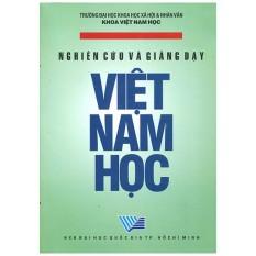 Mua Nghiên Cứu Và Giảng Dạy Việt Nam Học
