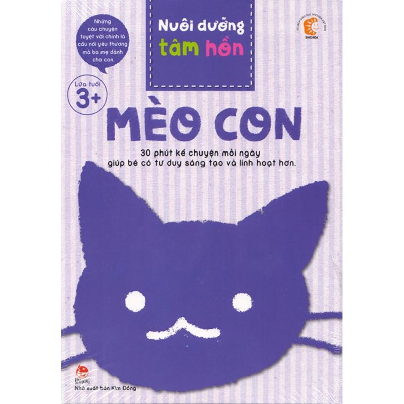 Mua Nuôi Dưỡng Tâm Hồn - Mèo Con (Hộp 6 Cuốn)
